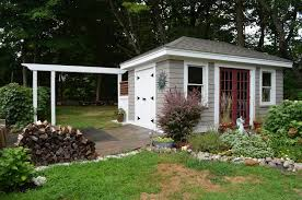 Garden Shed Decor Ideas Extraordinary Cheap Storage Sheds Decorating Ideas With