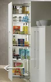 meuble garde manger cuisine les colonnes de cuisine extractibles comment les choisir