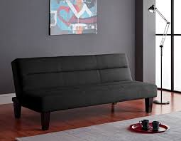 haru small black sofa bed small sofa small places and spaces