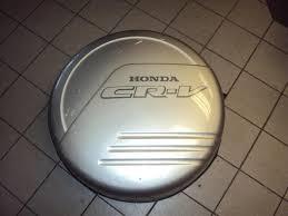 tire cover for honda crv jdm 1997 2001 honda crv spare tire cover silver 97