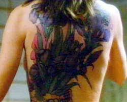 top 10 movie tattoos damn cool pictures