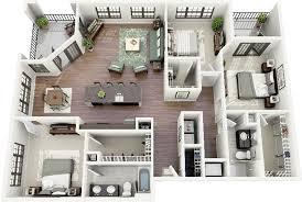 three bedroom flat floor plan general free 3 bedroom floor plans 3 bedroom apartment house