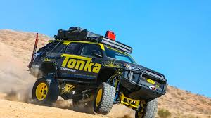 lego toyota 4runner toyota tonka 4runner concept proves you u0027re never too old to play