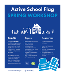 Flag Of Dublin Ireland Active Schools U2013 More Schools More Active More Fun
