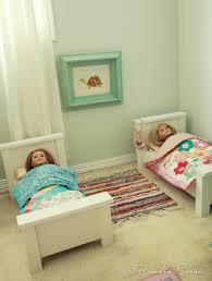 pamela susan a tour of the girls u0027 bedroom vintage style