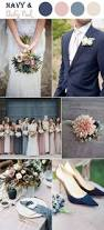 10 perfect fall wedding color combos steal 2017 dusty