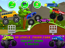 monster truck car racing games monster trucks game for kids 2 android apps on google play
