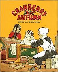 cranberry autumn wende devlin harry devlin 9780027299366
