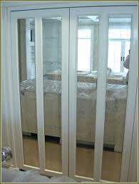 Stanley Bifold Mirrored Closet Doors Mirrored Bifold Closet Doors Closet Models