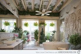 theme bathroom get nature s feel in 15 asian themed bathrooms home design lover