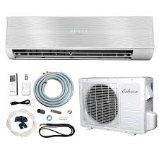 400 Sq Ft by Shop Celiera 9 500 Btu 400 Sq Ft 115 Volt Ductless Mini Split Air