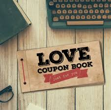 Homemade Valentine Gifts For Him by Love Coupon Book For Him Printable Diy Gift Digital Pdf