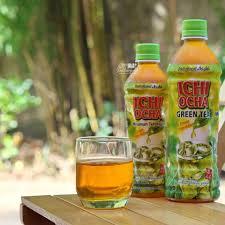Teh Ichi Oca freshness japanese tea ichi ocha by myfunfoodiary 01 myfunfoodiary