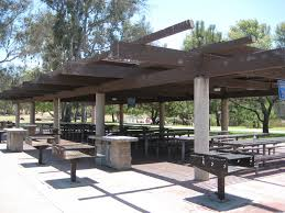 tables in central park city of huntington beach ca central park shelter rental