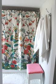 Frilly Shower Curtains Black Floral Shower Curtain U2013 Discountant Net