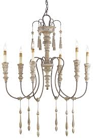 White Small Chandelier Chandelier Lighting Currey And Company