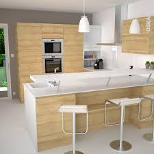 cuisine en naturelle cuisine bois naturel meuble galerie et cuisine en bois naturel des