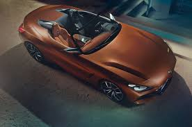 bmw concept bmw concept z4 at pebble beach previews upcoming roadster