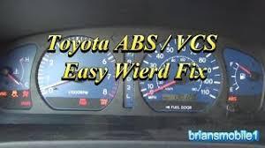 toyota 4runner check engine light vsc trac vsc off disable vsc trac and abs mod 3rd gen toyota 4runner clipzui com