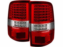 2000 F150 Tail Lights Xtune Led Tail Lights Realtruck Com
