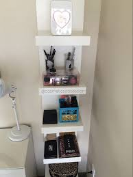 lack ikea makeup storage and organization ikea lack shelf unit malm
