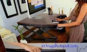 tresanti sit stand desk costco costco tresanti desk wyskytech com intended for standing plans 16