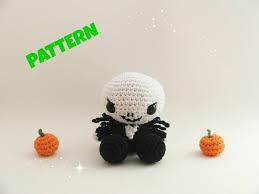 Halloween Gift Baskets Kids by Crochet Jack Skellington Crochet Halloween Pattern Crochet
