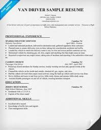 Pizza Delivery Driver Resume 100 Driver Resume Sample 8 Sample Resume For Delivery Driver