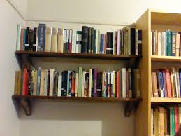 some simple bookshelves earth from mars