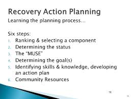 building a recovery focused mental health system reflections on