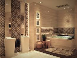 luxurious bathroom designs with stunning decor details looks very