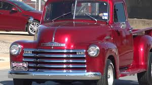 1953 chevrolet 3100 series classic pickup truck youtube