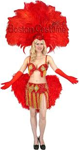 extra large feather fans rental includes headpiece extra large red fan ostrich feather and