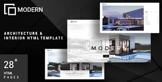 www architecture modern architecture interior template by thememajestic
