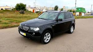 2008 bmw x3 start up engine and in depth tour youtube