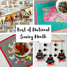 Sewing Projects Home Decor Best Of National Sewing Month 30 Sewing Projects Seams And Scissors