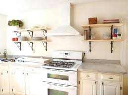 floating kitchen shelves with lights reclaimed wood kitchen shelves salvaged wood shelves with iron