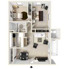 Beautiful Floor Plans Beautiful 1 And 2 Bedroom Apartments Costa Del Sol Apartments