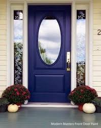 i love this door and i love the mix of textures and colors here