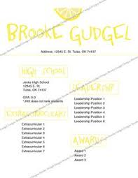 blush resume contact brookegudgel gmail com sorority rush