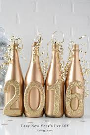 easy new year s diy decor holidays reuse and yearly
