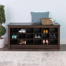 Living Room Storage Bench Entryway Benches U0026 Trunks Entryway Furniture The Home Depot