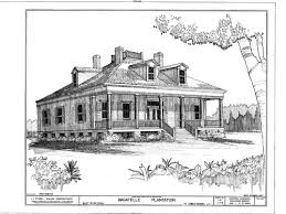 southern plantation house plans bagatelle plantation louisiana southern style houses southern