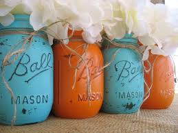 Ball Jar Centerpieces by Top 25 Best Pint Mason Jars Ideas On Pinterest Rustic Wedding