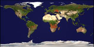 07 World Map by Atms 101 Summer 2003