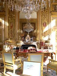 bureau president the salon doré golden room office of the president of the