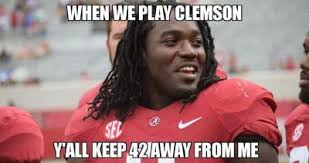 Clemson Memes - top sec and college football playoff memes entering the national