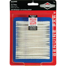 briggs u0026 stratton air filter for 3 5 through 6 75 hp quantum