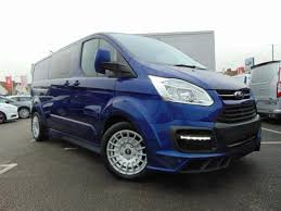 Used Barn Doors For Sale by Used 2017 Ford Transit Custom M Sport 290 L2 Double Cab Special