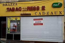 bureau de tabac nancy edition de nancy ville buralistes au bord de la crise de nerfs